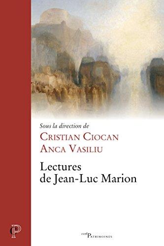 Jeans Delias (Lectures de Jean-Luc Marion (Cerf Patrimoines) (French Edition))