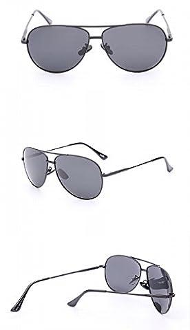 Ladies Large Frame Sunglasses White Elegant Round Face Frog Mirror Diamond Polished Light Mirror Black Frame Black Lens