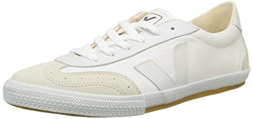 Veja - Volley, Sneakers da uomo, Bianco (White), 44