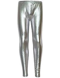 aa98b620fefbe4 Suchergebnis auf Amazon.de für: silber leggings - Mädchen: Bekleidung