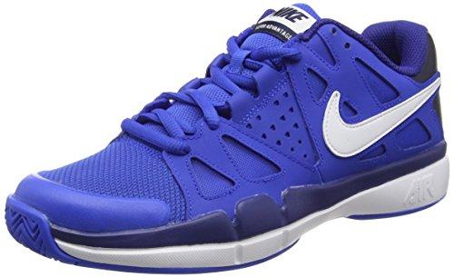 Nike Herren Air Vapor Advantage Outdoor Fitnessschuhe Blau (414)