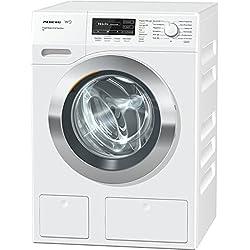 Miele WKH132WPS PWash 2.0 & TwinDos XL W1 Waschmaschine Frontlader mit PowerWash 2.0/A+++/1600 UpM/Quick Power Wash/Twin Dos