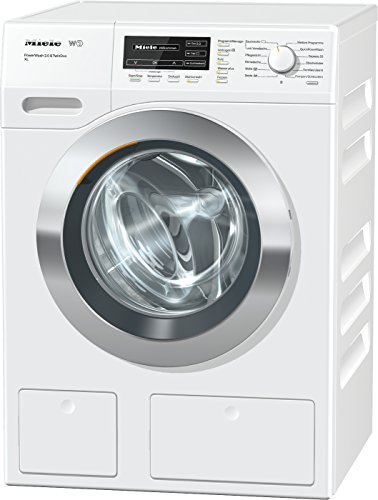 Miele WKH132WPS PWash 2.0 & TwinDos XL W1 Waschmaschine Frontlader mit PowerWash 2.0 / A+++ / 1600 UpM / Quick Power Wash / Twin Dos