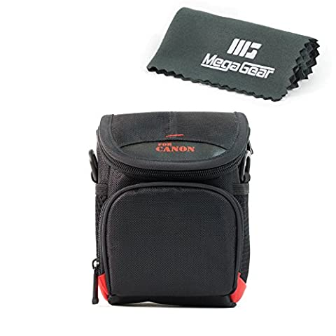 MegaGear ''Ultra Light'' Housse Sac de Caméra pour Canon Powershot SX540, SX530 HS, SX420 IS, SX410