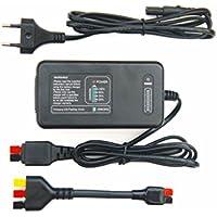 Kaddie Boy Limited – Cargador de batería Totalmente automático para Powakaddy con Adaptador Plug n