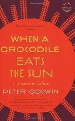 When a Crocodile Eats the Sun: A Memoir of Africa by Peter Godwin (2008-04-10)