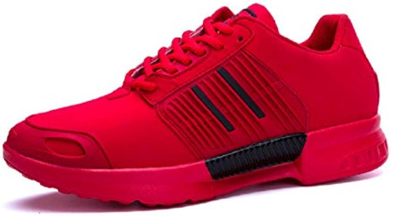 Uomo Moda Scarpe sportive Moda Aumenta le scarpe Scarpe casual All'aperto formatori Piede di prossoezione Antiscivolo...   Menu elegante e robusto    Uomo/Donne Scarpa
