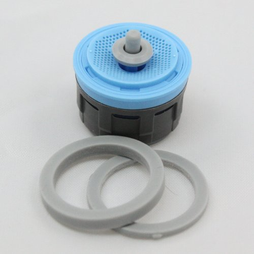 5 x CASCADE SLC AC Perlator Strahlregler Innenteil Einsatz für M22x1 und M24x1