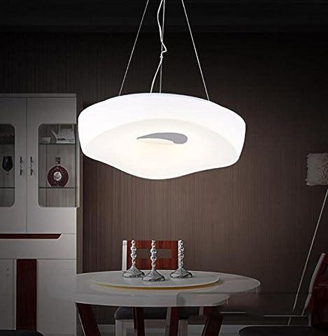 MK-Modern Creative Acrylic Water Drop LED Chandelier / Living Room Light Study Lamps , white light ,