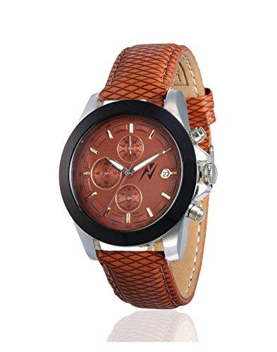 Yepme Original Chronograph Brown Dial Men's Watch - YPMWATCH5235 image