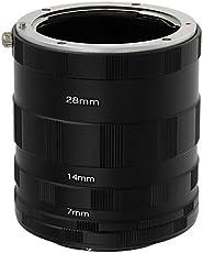 Fotodiox Nikon Macro Extension Tube Kit for Nikon Cameras, Extreme Close-ups