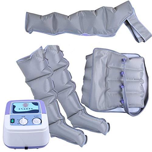 MIAOLULU Beine Massagegerät für Taille, Fuß Massage mit Heim und Büro Verwenden Fördern Sie die Durchblutung,1blet*1arm*2*legs (Kalb-ausrüstung)