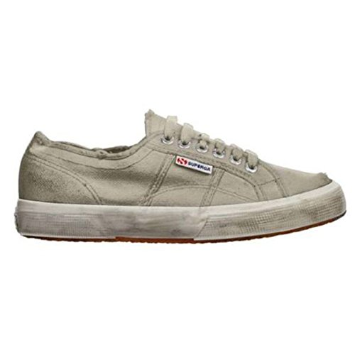 Superga - Schuhe 2750-COTUSTONEWASH für mann und frau, klassischen stil, einfarbig muster - Stonewash-schuhe