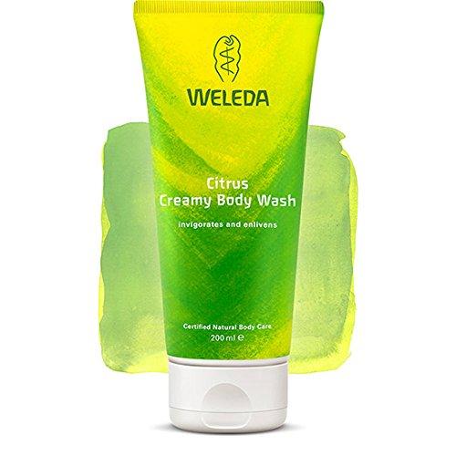 Weleda - Citrus creamy body wash - 200ml