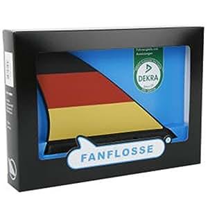 Deutschland-Fanflosse fürs Auto – Fan-Haifisch flosse