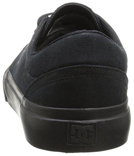 DC TRASE TXDSD Herren Sneakers Schwarz (BLACK/BLACK/BLACK- 3BK)