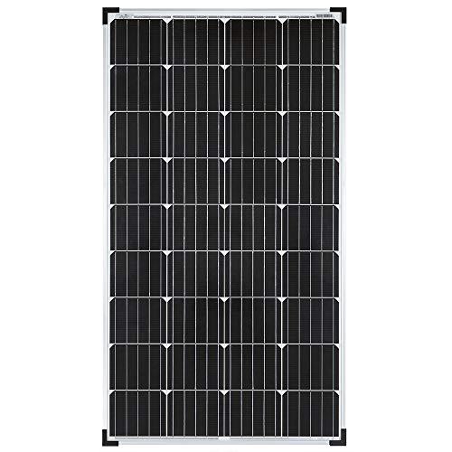 Offgridtec Solarmodul Zellen Monokristallin Solarpanel / zelle, 12 V, 130 W, 001250 - 2