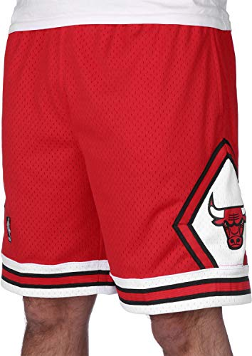 Mitchell & Ness Chicago Bulls 1997-1998 Swingman NBA Shorts ROT, XXL