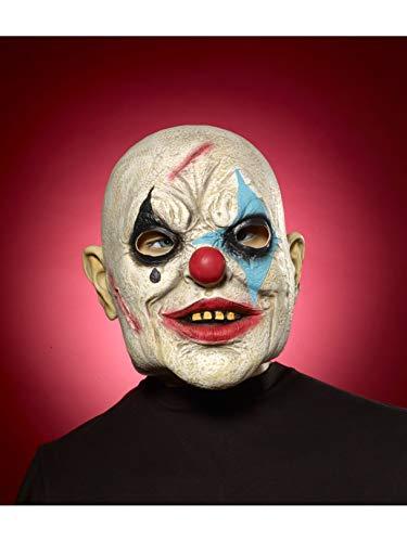 Forum Novelties - Evil Clown Bald - Mehrfarbig - Einheitsgröße