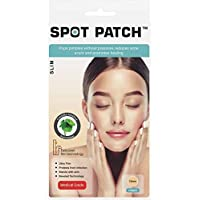 Spot Patch Slim acne pimple blemish patch sticker cover with Centella Asiatica | Sterilized Hydrocolliod | korean | Matt finish - 1 sheet