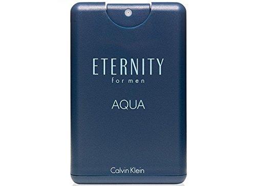 Calvin Klein Eternity Aqua homme/man, Eau de Toilette Travel Vaporisateur Nomade, 1er Pack (1 x 20 ml)