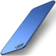 Cover Huawei Honor View 10 / Honor V10, MSVII® Ultra Sottile Custodia Cover Case e Pellicola Protettiva Per Huawei Honor V10 - Blu JY00414