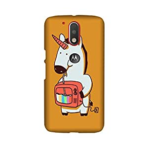 Moto G4/ Moto G4 Plus horse Cases and Covers by Aaraanis