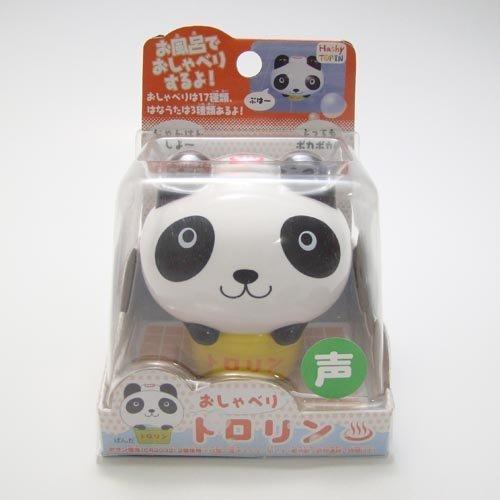 Chat Tororin [bath toys] (Panda) HB-2446 (japan import)