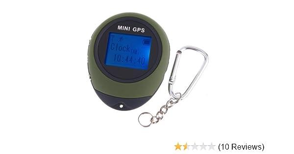 Gps Entfernungsmesser Wandern : Dodocool mini location finder handheld gps positionsfinder