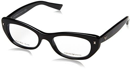Ray-Ban Herren 0OX8046 Brillengestelle, Schwarz (Grey Shadow), 53