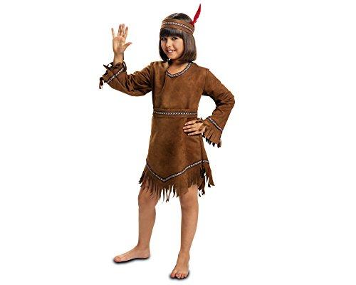 My Other Me Me - Disfraz de India, talla 5-6 años (Viving Costumes MOM00863)