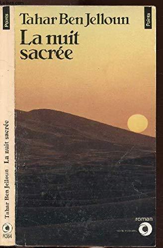 La Nuit sacrée (Points Roman) por Tahar Ben Jelloun