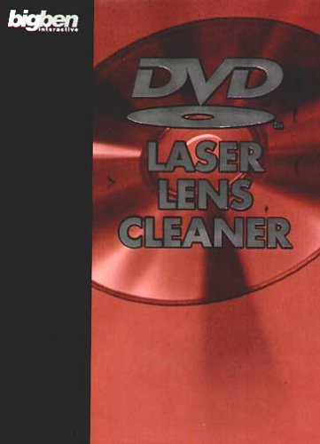 Laser Lens Cleaner (PS2, Xbox, PC, DVD)