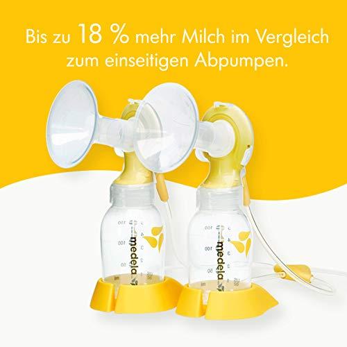Milchpumpe Medela Swing maxi - elektrische Doppel-Milchpumpe, Schweizer Medizinprodukt - 4