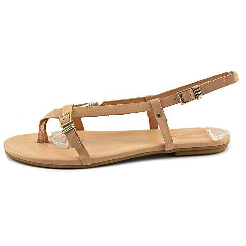 J/Slides Capri Femmes Cuir Tongs Blush