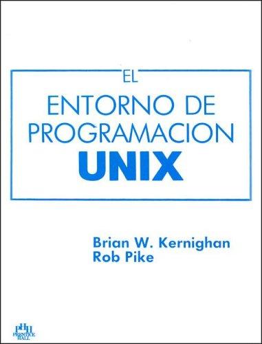 [EPUB] El entorno de prog unix