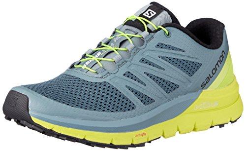 premium selection 120e6 88731 adidas Sense PRO Max Scarpe da Trail Running Uomo, Grigio (Stormy  WeatherAcid