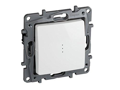 Legrand, 396507 Niloé - Interruptor conmutador para empotrar, interruptor para interior, interruptor...