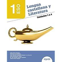 Lengua castellana y literatura 1º ESO. Por trimestres - 9788490676073