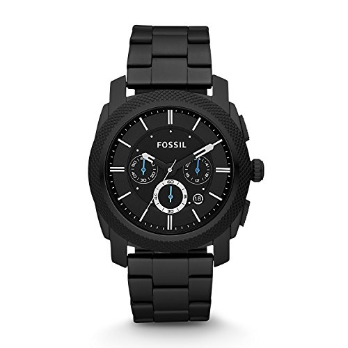 Fossil Analog Black Dial Men's Watch - FS4552