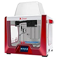3D Yazıcı Printer, X-Smart Intelligent Printer with 3.5 Inch Touchscreen, Fully Metal Structure 5.9x5.9x5.9 Inch