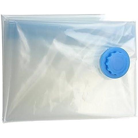 Veewon impermeable ahorro de espacio de almacenamiento de compresión de vacío Seal Bolsas de plástico para ropa Mantas y almohadas