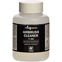 Vallejo Airbrush Cleaner - Limpiador Aerografo, 85ml