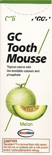 GC Tooth Mousse Recaldent Melone 40g