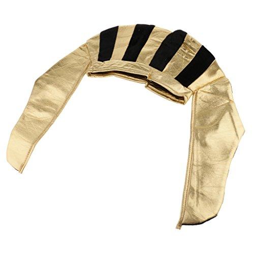 haraonen Kostüm Accessoire (Pharao Hut)