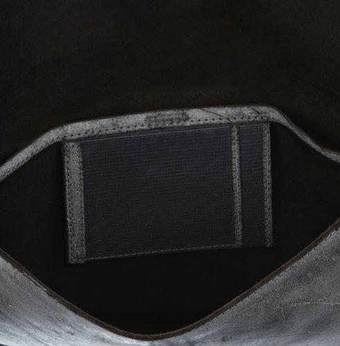 Bugatti Bags  Desert Collegemappe, Pochettes homme Gris