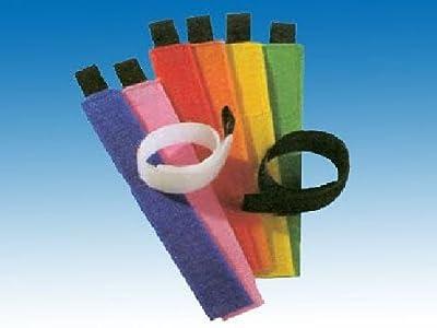 Kabel-Klettbänder-Set, 8-tlg von NON auf Lampenhans.de
