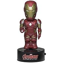Vengadores La Era de Ultrón Figura Movible Body Knocker Iron Man 15 cm