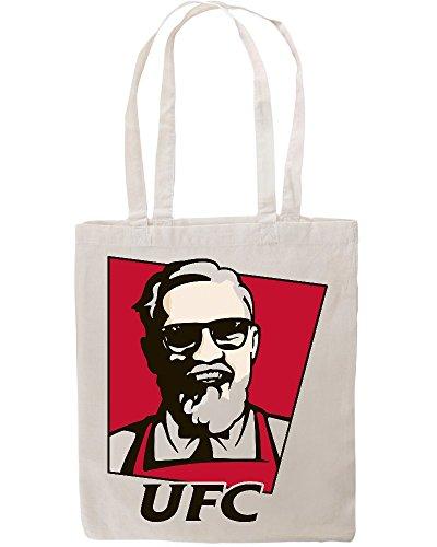 conor-mcgregor-ufc-kfc-parody-funny-tote-shopping-bag