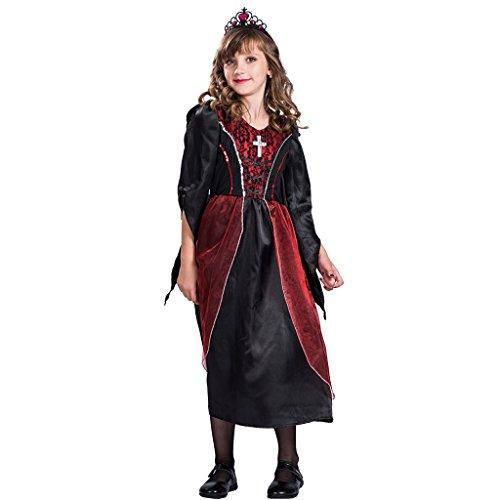 EraSpooky Mädchen Gothic Vampire Halloween -